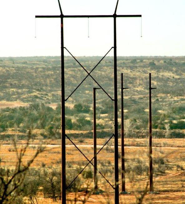 Stacked H Frame Electrical Poles : Photo gallery transmission xcel energy